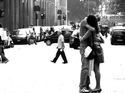 Любовь в большом городе - картинки про любовь