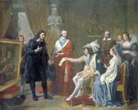 Анна Австрийская и кардиналы Ришелье, Мазарини. История любви