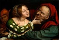 Любовь в эпоху Ренессанса. Часть 1