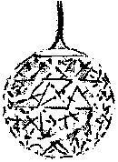 Решение  повесить по ходу энергии Ци ограненный хрустальный кристалл