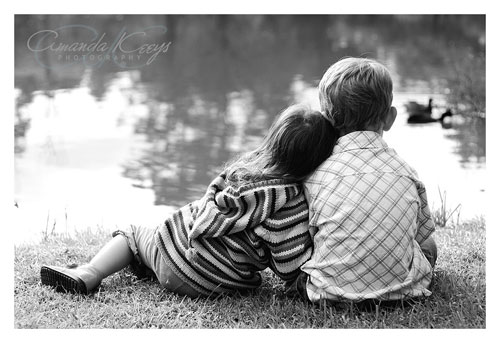 Первая детская любовь - картинки про любовь
