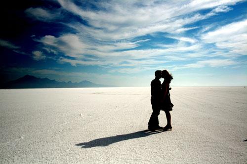 Любовь в пустыне - картинки про любовь