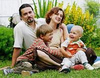 Две семьи. Философские истории психолога о любви