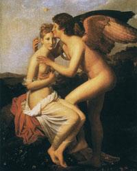 Бог Эрот. Трактовка любви Платоном