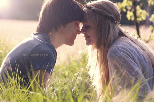 Просто счастливы вместе ...