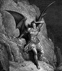 Когда-то очень давно Дьявол гулял по вершине Горы
