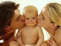 Слепая любовь родителей