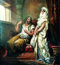 Далила и Самсон