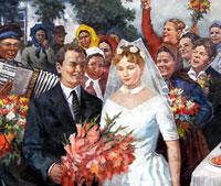 Женитьба — не напасть, как бы после не пропасть. Зощенко