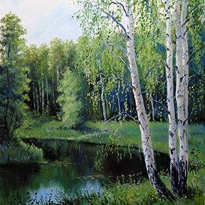 Зеленая прическа - Сергей Есенин