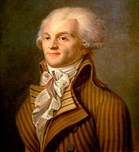 Любовь и молодость Робеспьера