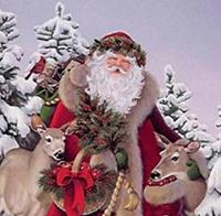 Стихи про Деда Мороза, дедушку Мороза