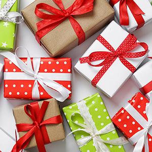 Стихи про подарки