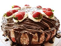 Стихи к подарку торт, тортик, пирог, торт-мороженое