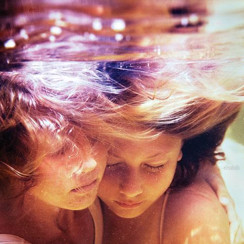 Тишина и нежность воды