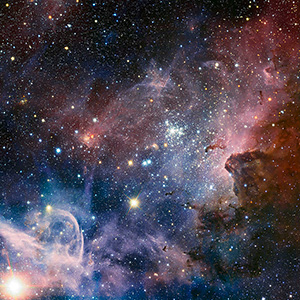 Стихи о космосе, вселенной