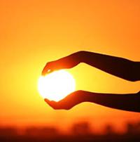 Стихи о солнце, стихи про солнышко