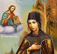 Преподобный Сергий Шухтомский
