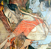 «Ветки персика» о видах поцелуя
