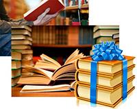 Стихи к подарку книга, книжка, электронная книга