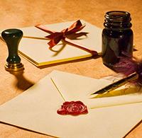 Любовное письмо. Приметы о письмах
