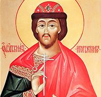 Благоверный князь Игорь, Черниговский и Киевский, страстотерпец