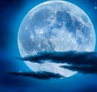 Стихи о Луне, Месяце, полнолунии, лунном свете