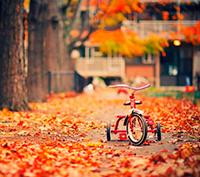 Детские стихи про осень, осенние стихи для малышей