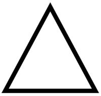 Стихи про треугольник