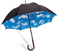 Стихи к подарку зонт, зонтик