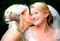 Поздравления на свадьбу от мамы невесты, тещи