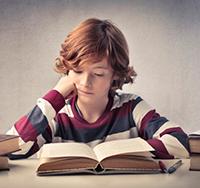 Стихи про чтение, уметь читать