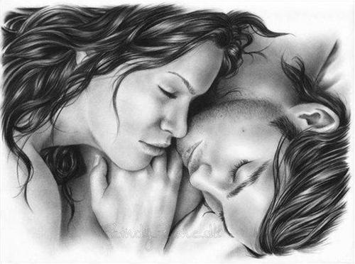 Влюбленный сон