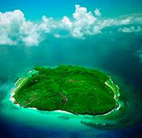 Если приснился остров, Сонник остров