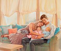 Ты без любви семью не создавай