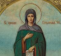 Преподобная Елисавета чудотворица