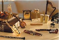 Стихи про музыкальные инструменты
