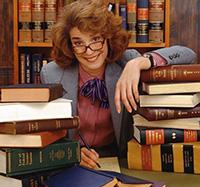 Стихи про библиотекаря