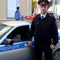 Стихи про полицейского, милиционера