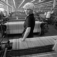 Стихи про ткачиху