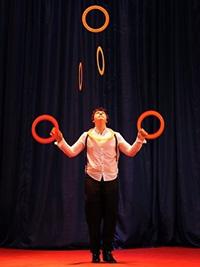 Стихи про жонглера
