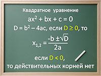 Стихи про алгебру