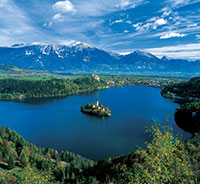 Стихи про озеро