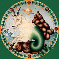 Стихи про Козерог - знак зодиака