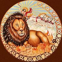 Стихи про Лев - знак зодиака