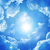 Стихи про небо