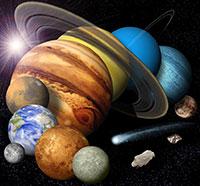 Стихи о планетах