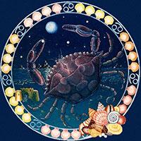Стихи про Рак - знак зодиака