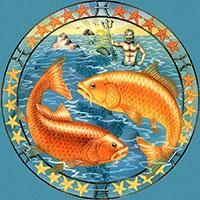 Стихи про Рыбы - знак зодиака