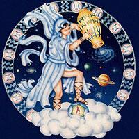 Стихи про Водолей - знак зодиака